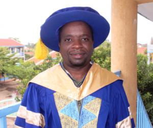 Dr. Samuel M. Karenga, PhD
